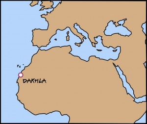 Dakhla Rovers - where is Dakhla