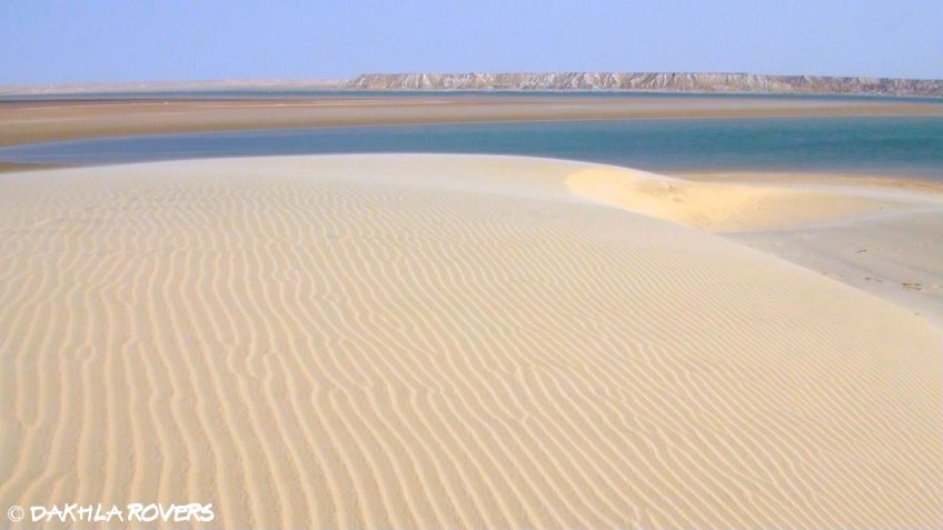 White Dune & Atlantic waves