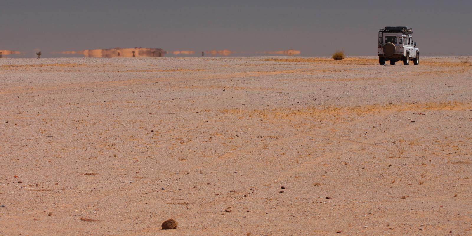 Dakhla Rovers Sahara desert
