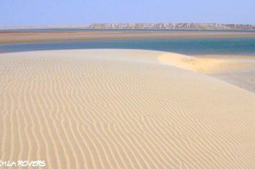 White Dune & Atlantic waves